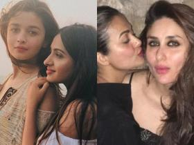 Alia Bhatt & Akansha Ranjan to Kareena Kapoor Khan & Amrita Arora, BFFs who opened up about their friendship