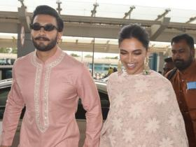 PHOTOS: Deepika Padukone and Ranveer Singh praising each other will make you gush over them; Check it out
