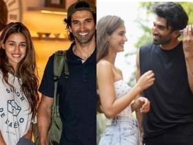 Malang stars Aditya Roy Kapur and Disha Patani's THESE pictures make us intrigued for the movie