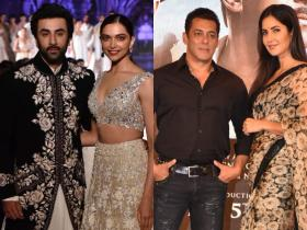 Deepika Padukone & Ranbir Kapoor, Katrina Kaif & Salman Khan, celebs who continue to be friends post breakup