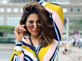 Happy Birthday Hina Khan : Check out the star's most stylish looks on social media
