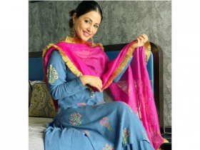 Hina Khan: PHOTOS of the talented star giving major Eid outfit inspirations
