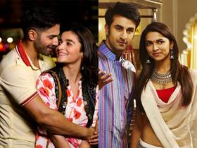 Alia Bhatt, Varun Dhawan to Deepika Padukone, Ranbir Kapoor: Hit onscreen pairs we would love to see again