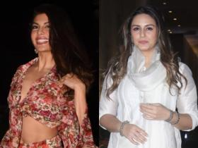 PHOTOS: Jacqueline Fernandez, Huma Qureshi, Diana Penty & others make heads turn at a pre Holi party