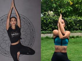 International Yoga Day 2019: Malaika Arora to Hina Khan, list of actresses who swear by Yoga to stay fit