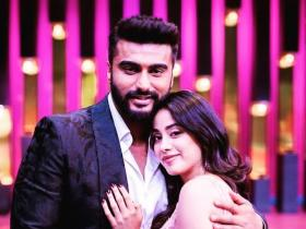Janhvi Kapoor and Arjun Kapoor's sweetest quotes about each other speaks of their sibling bond