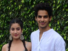 PHOTOS: Dhadak duo Janhvi Kapoor and Ishaan Khatter will give you friendship goals; Check it out