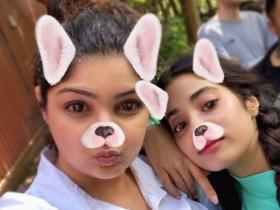 Janhvi Kapoor looks goofy in THESE photos; Check it out