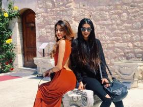 Janhvi Kapoor & Khushi Kapoor's vacay pics will urge you to travel the world with your siblings; Check it out