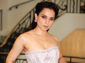 "Cannes 2019: Kangana Ranaut gets on to her ""Queen"" mode and slays it; View Pics"