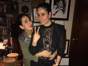 Kareena Kapoor Khan and Karisma Kapoor's photos are all things heart; Check them out
