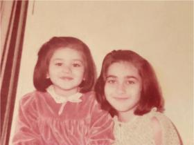 Happy Birthday Kareena Kapoor: Check out the actress' adorable childhood pics as she turns a year older