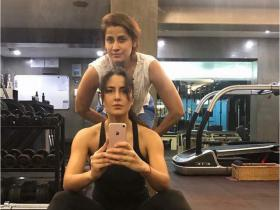 Find out the secret behind Katrina Kaif's amazingly fit body