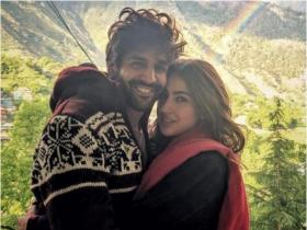 Love Aaj Kal's Sara Ali Khan & Kartik Aaryan's statements about each other will leave you excited for the film