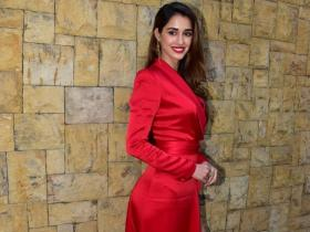 All the times Disha Patani displayed her love for satin outfits; Check out these PHOTOS