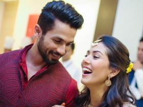 Mira Rajput and Shahid Kapoor's delightful CANDID moments prove they are happiest around each other