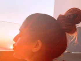 Nayanthara's sunkissed photos clicked by her beau Vignesh Shivan are a delight to the eyes; Check it out