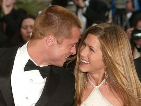 PHOTOS: Jennifer Aniston and Brad Pitt's love story's timeline revealed; Check it out