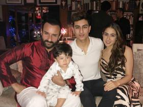 Sara Ali Khan shares a close bond with all her family members and THESE photos are proof