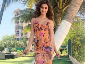 PHOTOS: Disha Patani's floral outfits that we would love to steal from her wardrobe