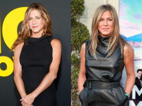 PHOTOS: Jennifer Aniston's obsession with the black colour outfits knows no bounds; Check it out