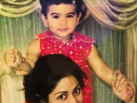 PHOTOS: Khushi Kapoor ups the cuteness quotient with her endearing babyhood moments