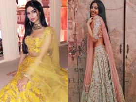 PHOTOS: Khushi Kapoor's BEST lehenga looks we would love to steal; Check it out
