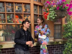 Coolie No 1 star Sara Ali Khan's photos with her brother Ibrahim Ali Khan is every sibling duo ever