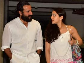 Sara Ali Khan's quotes about dad Saif Ali Khan give us an insight into their father and daughter relationship