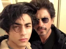 Shah Rukh Khan and Aryan Khan's special father and son moments are unmissable; Check it out