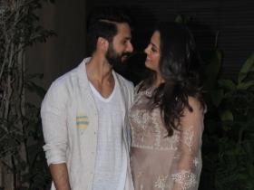 6 Times Shahid Kapoor and Mira Rajput couldn't take their eyes off each other