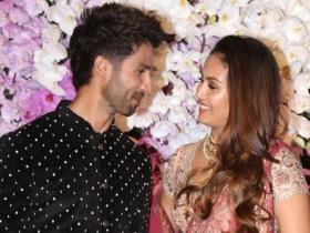 Shahid Kapoor and Mira Rajput's appearances at celebrity weddings that raised the bar of style higher