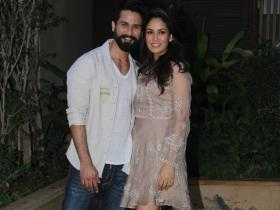 PHOTOS: Shahid Kapoor and Mira Rajput give us the perfect summer outfit goals; Check it out