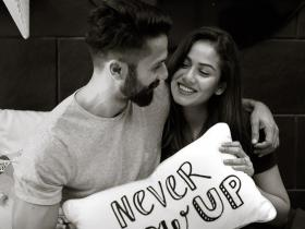 Shahid Kapoor, Mira Rajput to Anushka Sharma, Virat Kohli: When stars posted memorable monochrome snaps