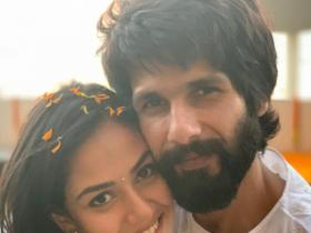 Shahid Kapoor's romantic Instagram captions for Mira Rajput prove he is deeply in love with his wife