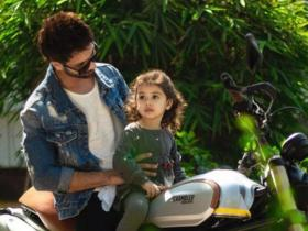 Misha Kapoor's PHOTOS with her dad Shahid Kapoor prove that she is the apple of his eye