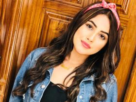 Take cues from Shehnaaz Gill on how to style denim outfits like a diva in these looks; See PHOTOS