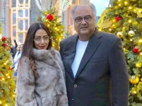 Sridevi and Boney Kapoor's Wedding Anniversary: A look at the couple's special moments