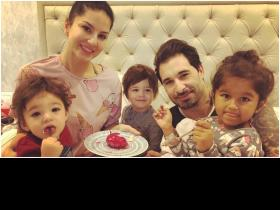 Sunny Leone Birthday Special: Nisha, Noah and Asher surely have a cool mom and these photos prove it all