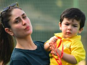 Taimur Ali Khan winning a gold medal on his first sports day is too cute to handle; See THROWBACK photos