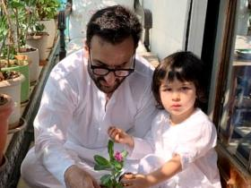 Taimur Ali Khan's 8 viral PHOTOS that are beyond cute and broke the internet amid lockdown