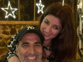 Twinkle Khanna and Akshay Kumar: Adorable PHOTOS of the power couple prove they have off the charts chemistry