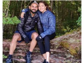 PHOTOS: Virat Kohli and Anushka Sharma give us abundant travel goals; Check them out