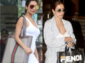 Malaika Arora's bag collection from Gucci to Fendi costs an insane amount of money, Check them out