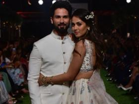 When Shahid Kapoor and Mira Rajput walked the ramp together for the FIRST time and stole hearts with their PDA