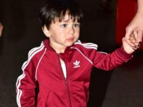 When Taimur Ali Khan donned a tracksuit similar to Ranveer Singh & fans loved little Nawab's look; See Photos