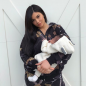 Kylie Jenner shares another glimpse of 1-month-old Stormi Webster