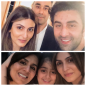Ranbir Kapoor and Riddhima Kapoor Sahni celebrate mom Neetu Kapoor's 60th birthday in Paris