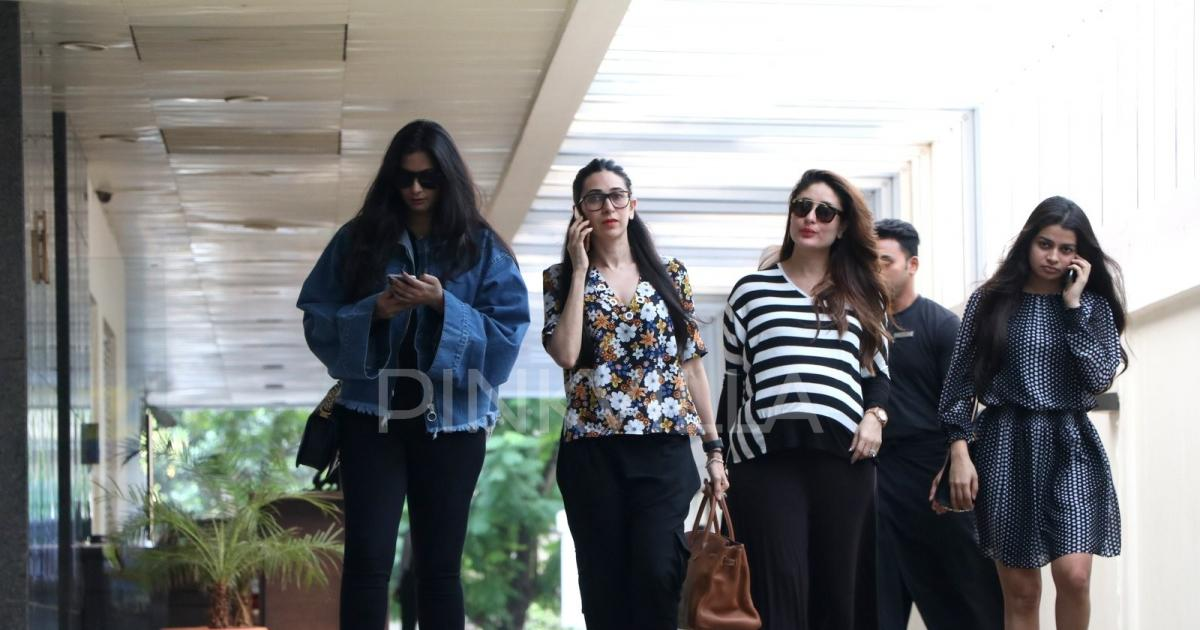 Kareena Kapoor Khan enjoys a lunch date with Sister ...