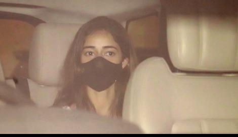 Ananya Panday made an entry with her NEW best friend in B-town at Karan Johar's party